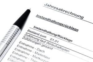 WEG-Buchhaltung und Jahresabrechnung Grundlagenseminar für Einsteiger